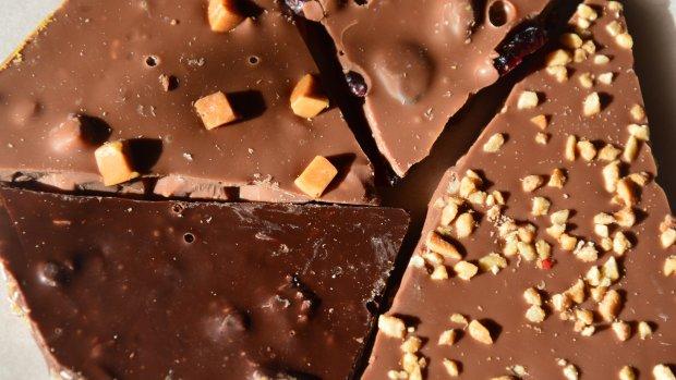 Watermerk Earth komt met chocoladereep
