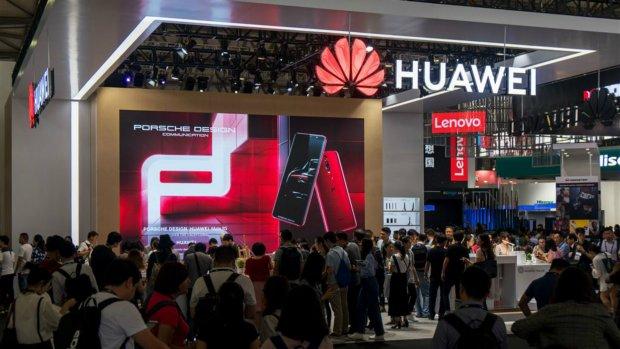 'Huawei lanceert opvouwbare 5G-telefoon eind februari'