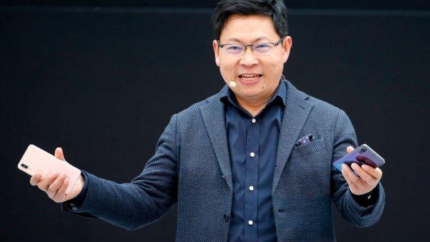 Huawei wil in 2020 Samsung voorbij zijn