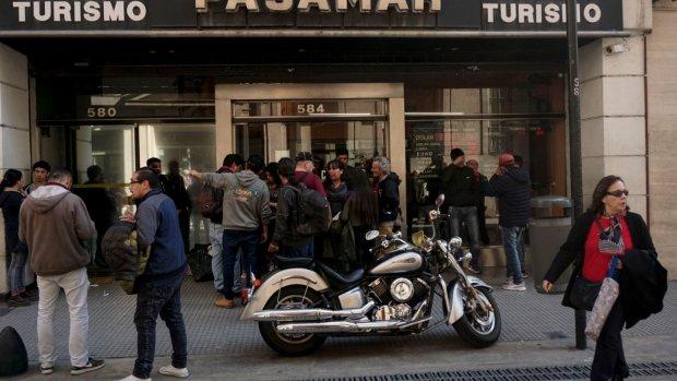 Argentinië wil sneller geld van IMF