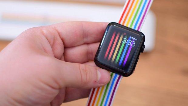 Pride-regenboog op Apple Watch niet zichtbaar in Rusland