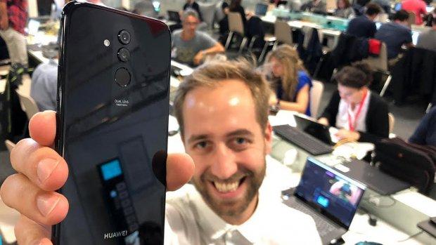 Eerste indruk Huawei Mate 20 Lite: prima midrange-toestel