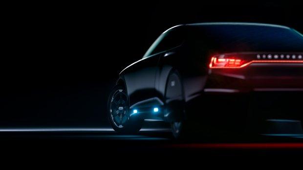Nederlandse startup Lightyear maakt 'meest aerodynamische auto'