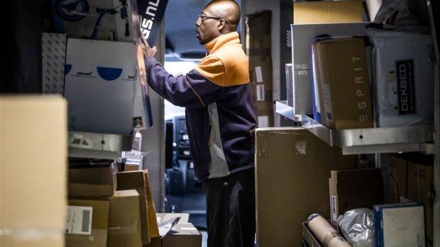 Minder brieven, meer pakketten: postmarkt groeit door