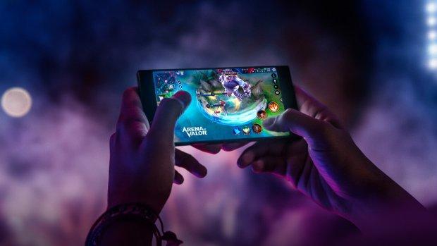 Razer werkt aan tweede smartphone voor gamers