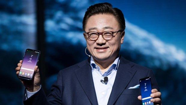 Samsung komt in november met opvouwbare telefoon