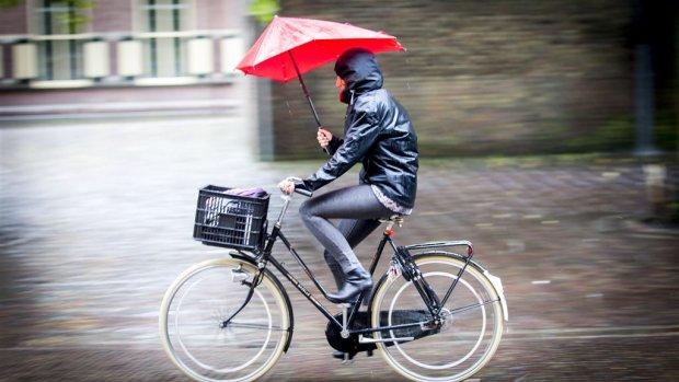 Senz niet stormbestendig, paraplumaker failliet