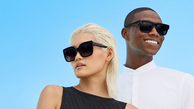 Nieuwe Snapchat-brillen hebben hippere designs