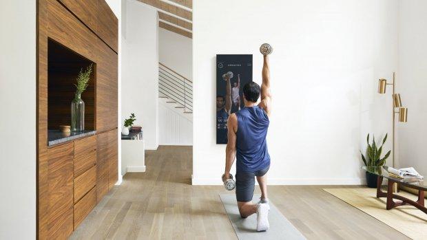 Deze slimme fitness-spiegels zijn je personal trainer