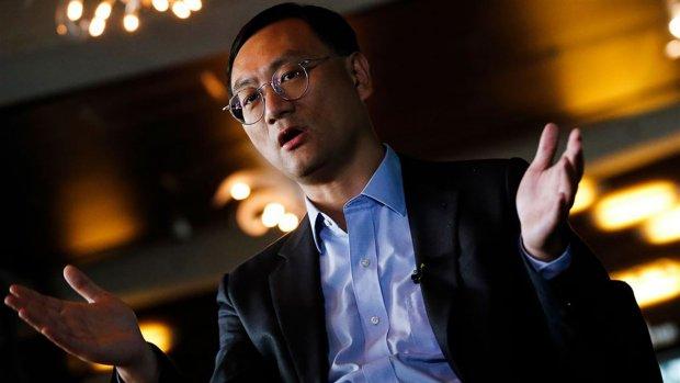 Alibaba-oprichter Ma geeft leiding uit handen aan ceo Zhang