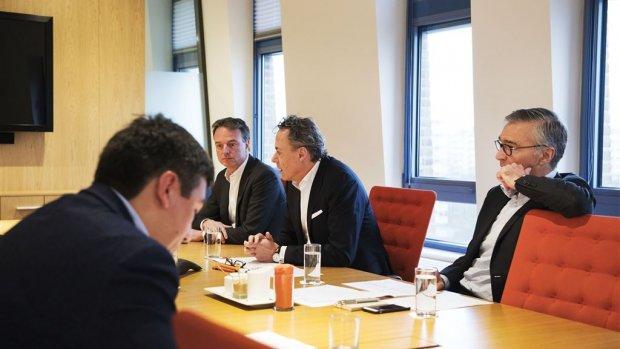 Witwasaffaire bij ING kost financieel topman Koos Timmermans de kop
