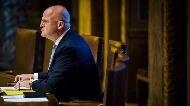 Grapperhaus kon schikking ING niet goedkeuren: 'Niet objectief'