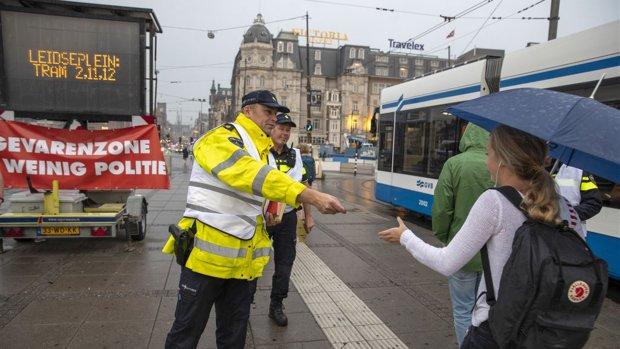 Politie en bonden eens over nieuwe cao: acties opgeschort