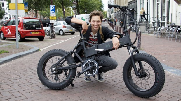 Getest: de Mate X is een beest van een e-bike