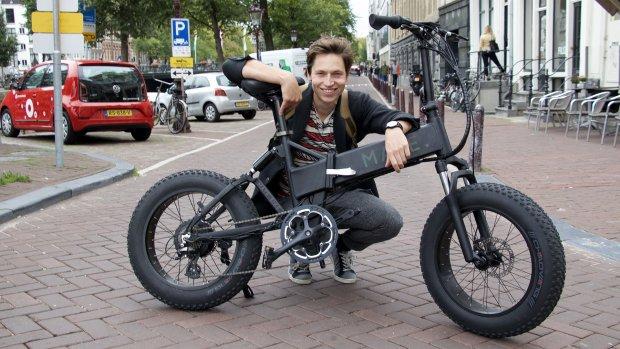 Getest: de Mate X is een beest van een e-bike