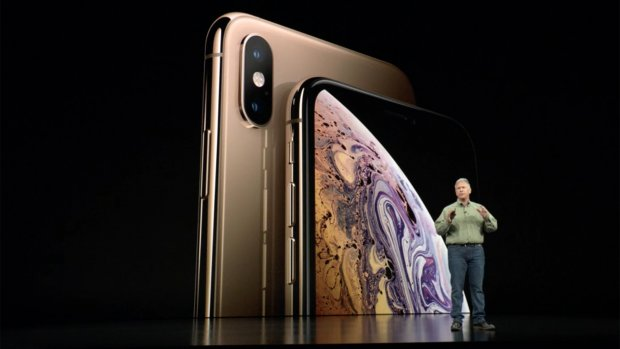'Minder interesse in iPhone Xs, meer in Apple Watch'