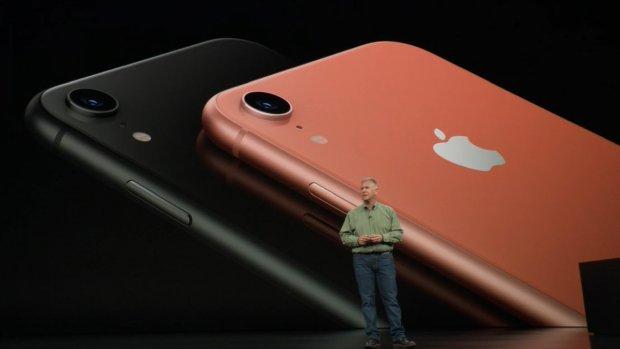 De 'R' in iPhone XR staat nergens voor
