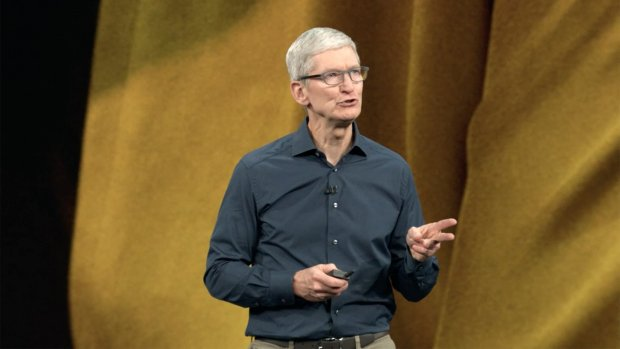 Apple-ceo Tim Cook pleit voor regelgeving techsector