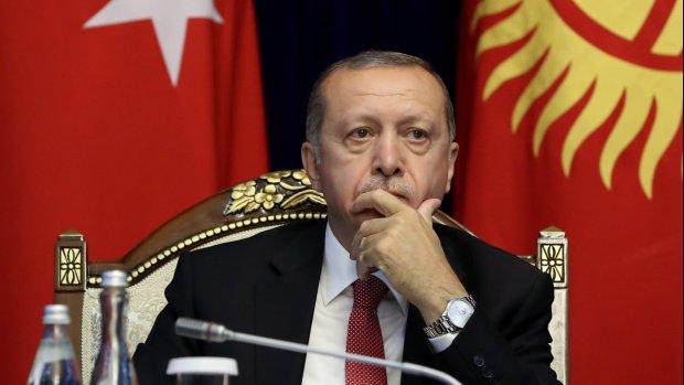 Turkse economie in de problemen: eerste recessie in 10 jaar