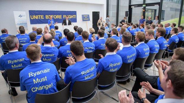 Cabinepersoneel Ryanair staakt 28 september: 'Gevolgen beperkt'