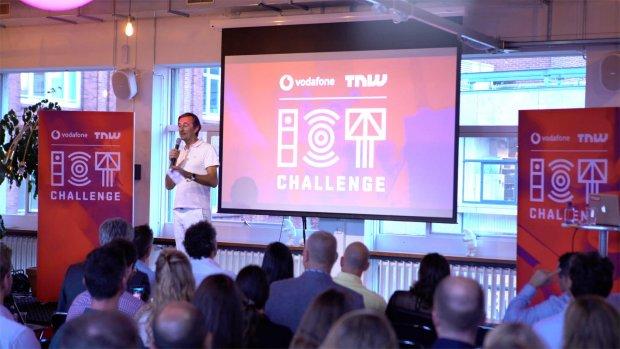 Startups helpen Efteling met IoT