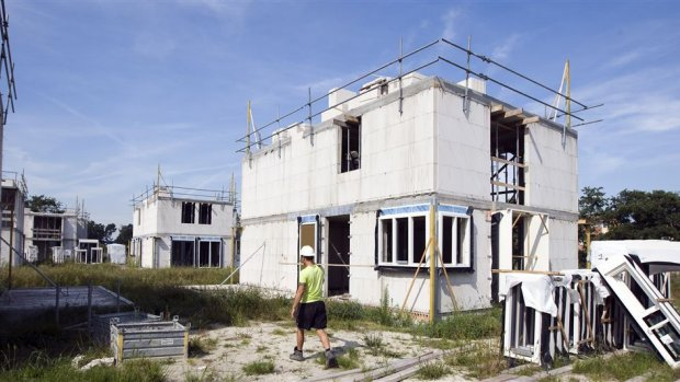 ABN: stikstofimpasse kan huizenprijzen opdrijven