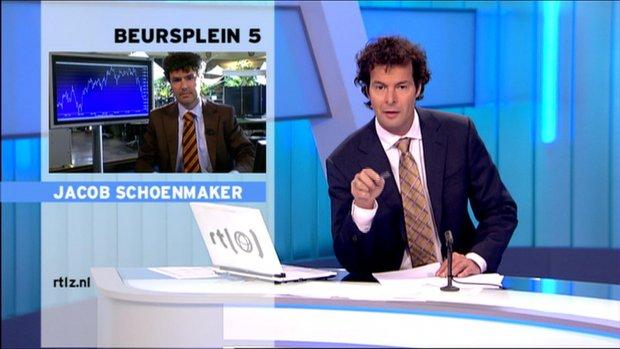 Zo beleefde RTL Z de dramatische weken na Lehman Brothers