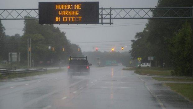 Orkaan Florence trekt spoor van vernielingen door VS