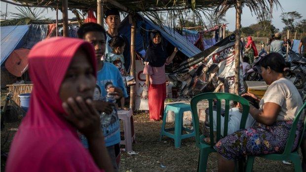 Malaria-uitbraak in Lombok na aardbevingen
