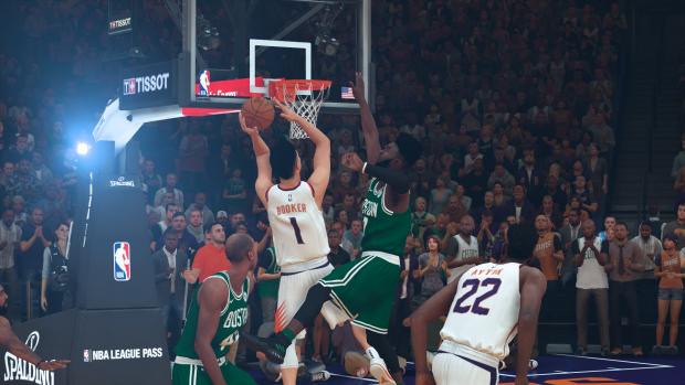 Basketbalgames getest: NBA 2K19 versus NBA Live 19