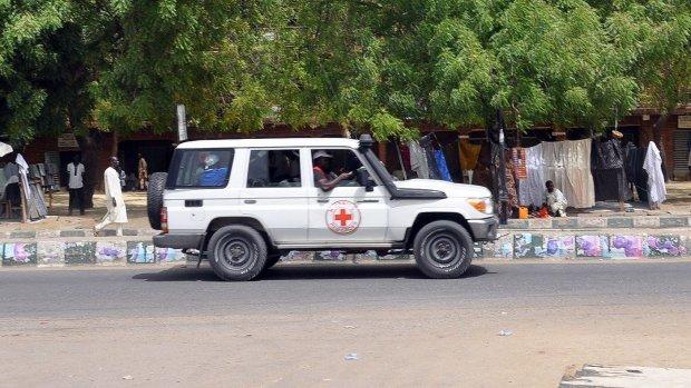 Verloskundige Rode Kruis geëxecuteerd in Nigeria