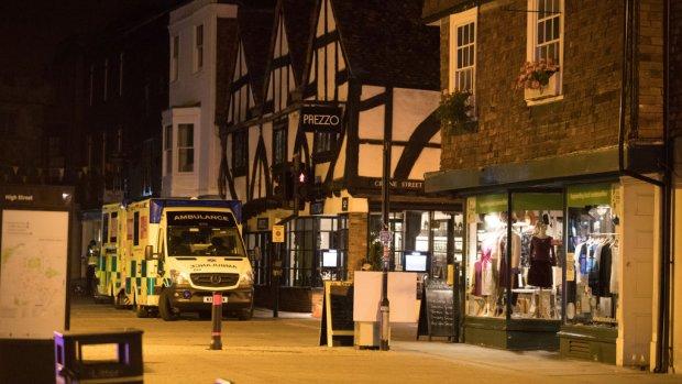Bezoekers restaurant Salisbury niet ziek door novitsjok