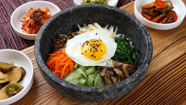 Koreaanse bibimbap is booming in Nederland