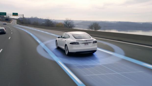 Tesla's krijgen dashcam na komende update