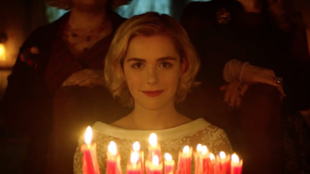 Alle ins en outs over de Sabrina the Teenage Witch remake