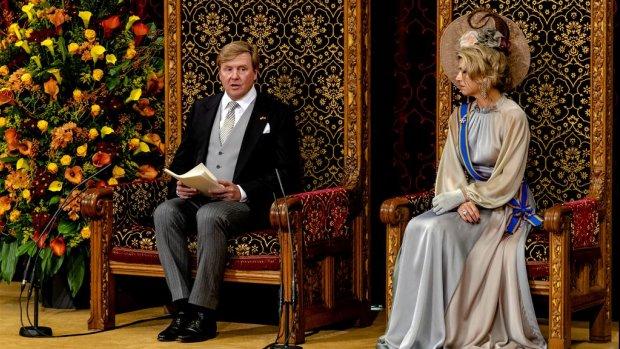 Heb jij goed naar de Koning geluisterd? Doe de Troonrede-quiz!