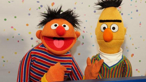 Nee (helaas): Bert en Ernie hebben géén relatie