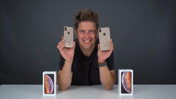 Review iPhone XS en XS Max: premium smartphones, ook in prijs