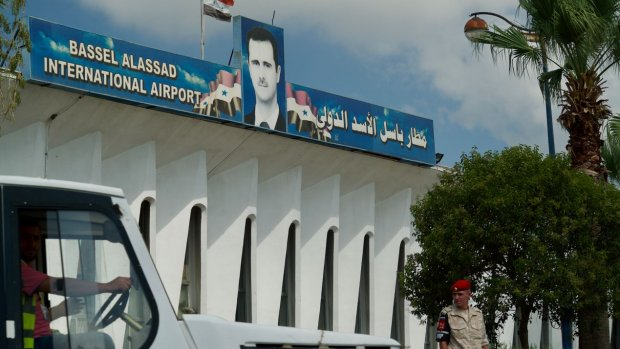 'Russisch militair vliegtuig neergehaald voor Syrische kust'