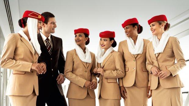 Emirates zoekt stewards en stewardessen: geen ervaring nodig