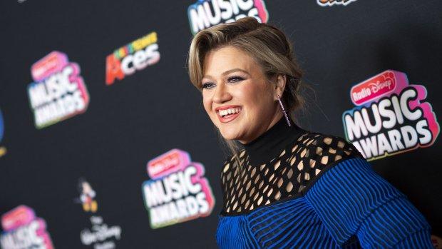 Kelly Clarkson gaat shinen in eigen talkshow