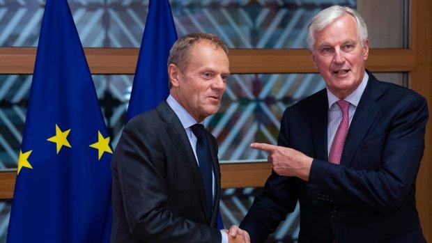 Extra brexittop in november: 'Meer hoop, steeds minder tijd'