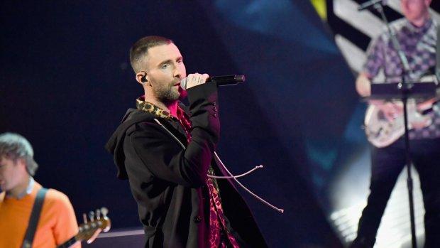 Maroon 5 gaat de Super Bowl te grazen nemen