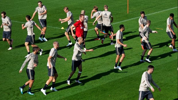 Ajax bij bookmakers de grote favoriet tegen AEK Athene