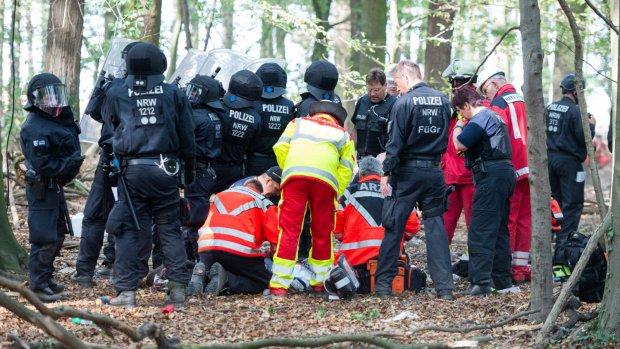 Duitse journalist overleden na val van 15 meter hoogte