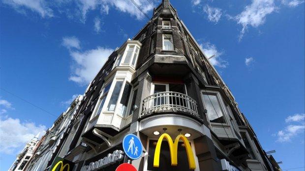 EU stopt met onderzoek naar belastingontduiking McDonald's