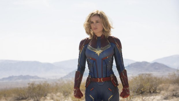Trailer eerste vrouwelijke superheldenfilm Marvel gaat viral