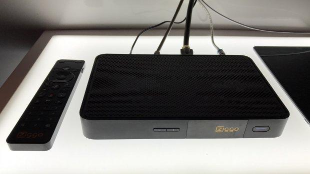 Nieuwe Ziggo-mediabox met 4K aangekondigd