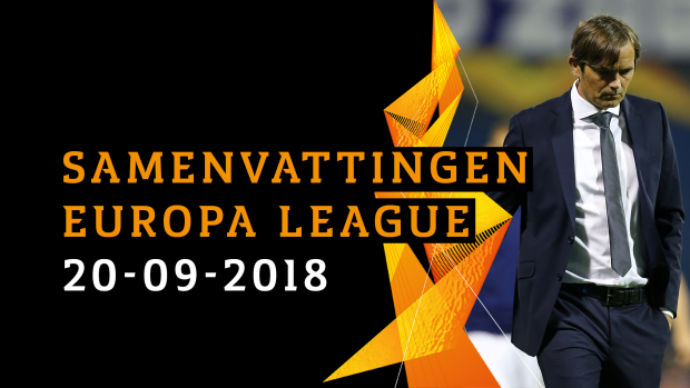 SAMENVATTINGEN: UEFA Europa League