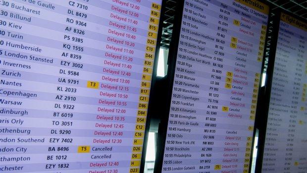 Storm op komst: KLM schrapt uit voorzorg 100 retourvluchten
